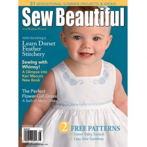 Sew Beautiful July/August 2008: Digital Issue #119