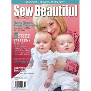 Sew Beautiful September/October 2008: Digital Issue #120