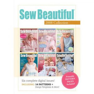 2008 Sew Beautiful Digital Collection