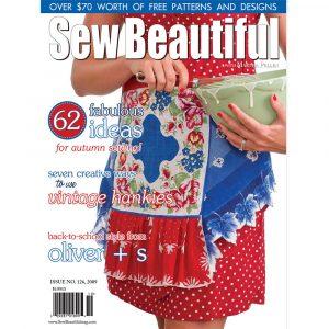 Sew Beautiful September/October 2009: Digital Issue #126