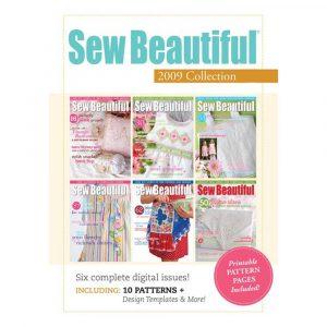 2009 Sew Beautiful Digital Collection