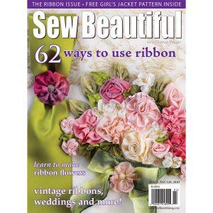 Sew Beautiful January/February 2010: Digital Issue #128