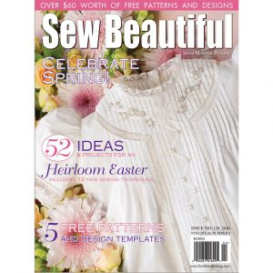 Sew Beautiful March/April 2010: Digital Issue #129