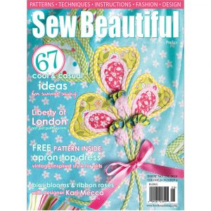 Sew Beautiful July/August 2010: Digital Issue #131