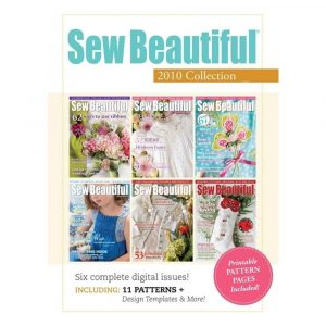 2010 Sew Beautiful Digital Collection