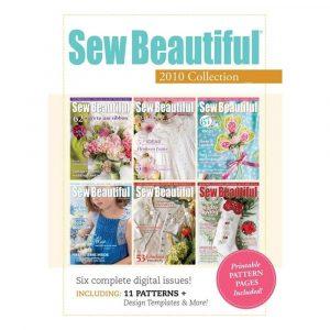 2010 Sew Beautiful Digital Collection