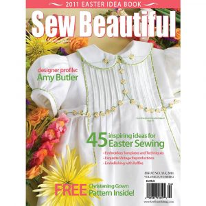Sew Beautiful March/April 2011: Digital Issue #135