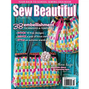 Sew Beautiful September/October 2011: Digital Issue #138