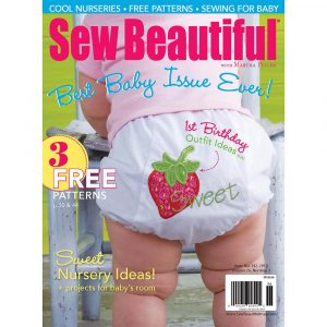 Sew Beautiful May/June 2012: Digital Issue #142