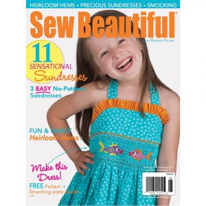 Sew Beautiful July/August 2012: Digital Issue #143