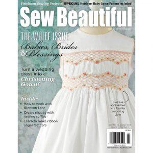 Sew Beautiful March/April 2013: Digital Issue #147