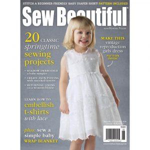 Sew Beautiful April/May 2014: Digital Issue #153