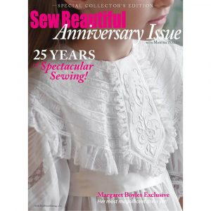 Sew Beautiful 25th Anniversary Digital Issue