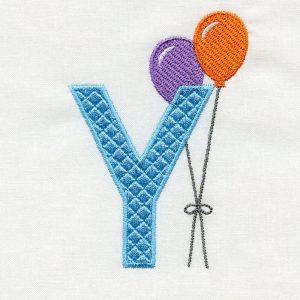 Balloon Alphabet and More Collection