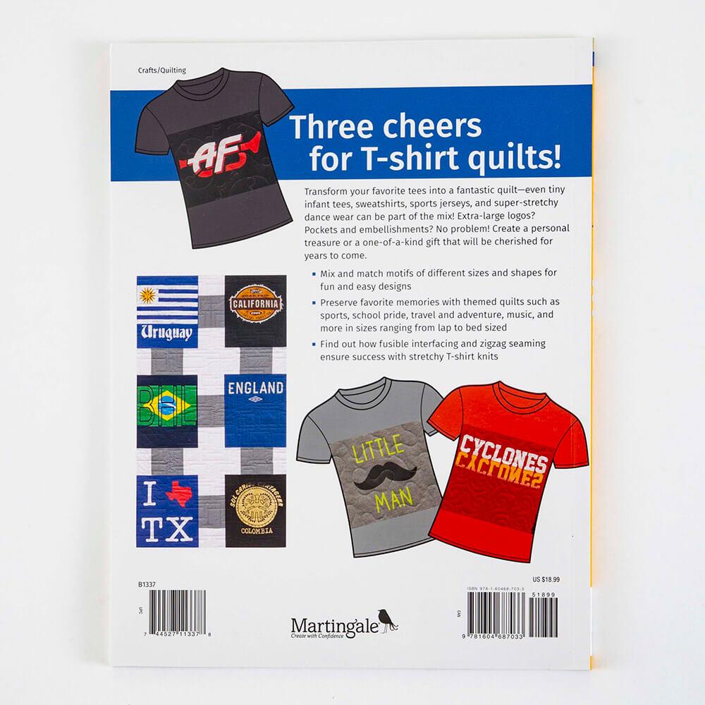 Terrific T-Shirt Quilts - Book