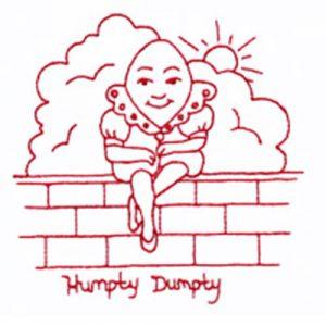 Daffodil and Humpty Dumpty