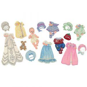 2006 Paper Dolls: Cecil Elizabeth