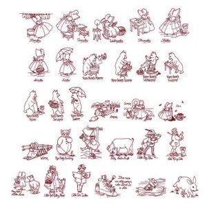 2006 Redwork Designs