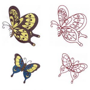 Butterflies 1 & 2