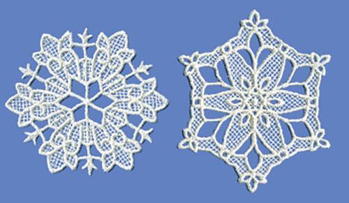 2006 Snowflakes