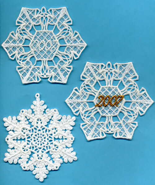 2007 Snowflakes