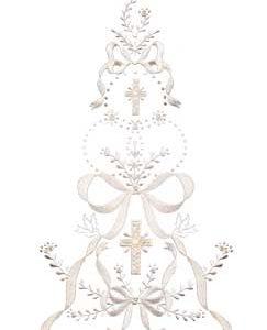 2008 Christening Gown Designs