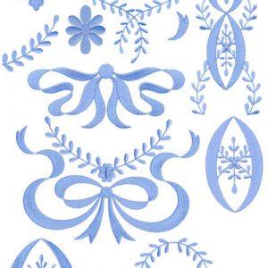 2009 Christening Gown Designs