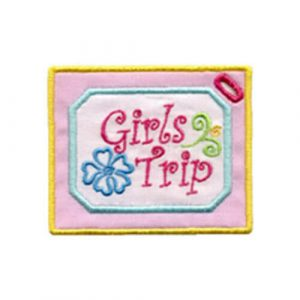 Girls Trip, Boys Trip & Plain Applique Designs for Tags