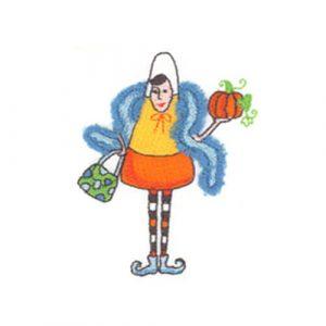 Candy Corn Trick 'R Treater