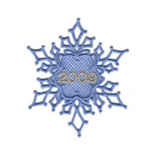 2009 Snowflakes