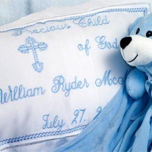 Precious Child of God Pillow Shams Project
