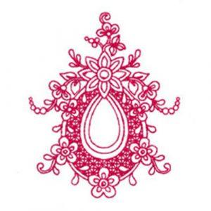 Floral Medallion