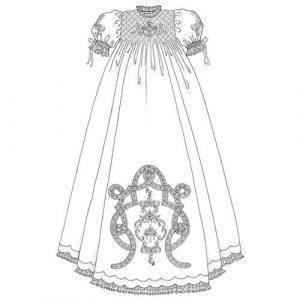 2010 Christening Gown Designs 1
