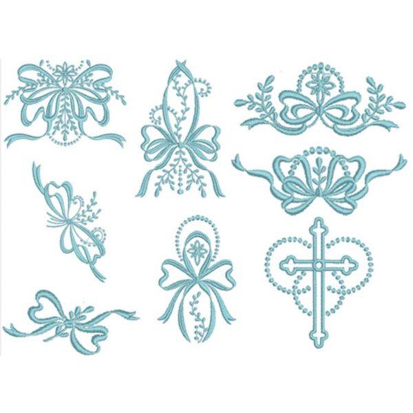 2010 Christening Gown Designs 2