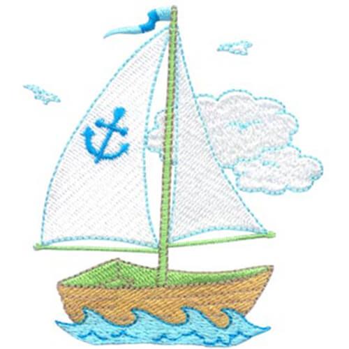 Sailboat and Star