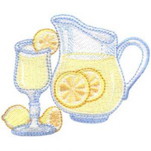 Refreshing Lemonade and Stocking