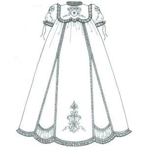 2011 Christening Gown Designs