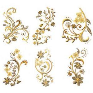 Floral Jacket Designs