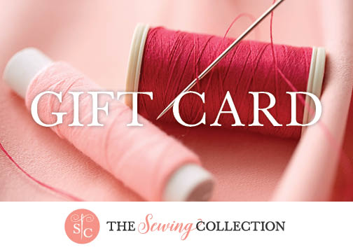 Sewing Collection Gift Card Thread