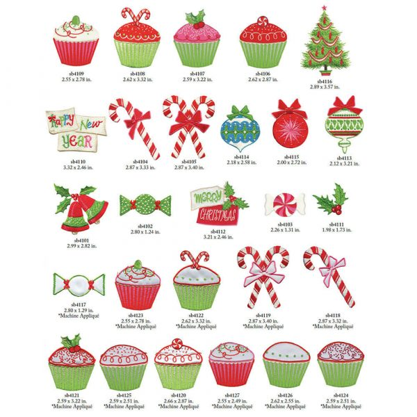 The Christmas Collection by Anna Griffin - Download