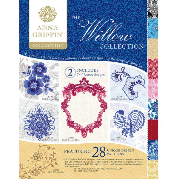 The Willow Collection by Anna Griffin - Download