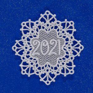 2021 Snowflakes
